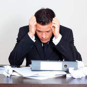 Stress gerelateerde klachten