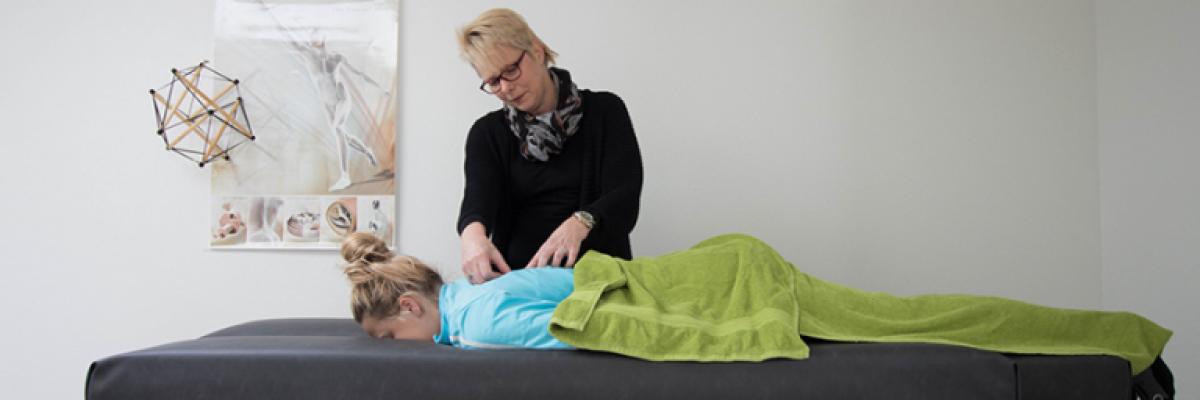 Bowen Body Work Behandeling